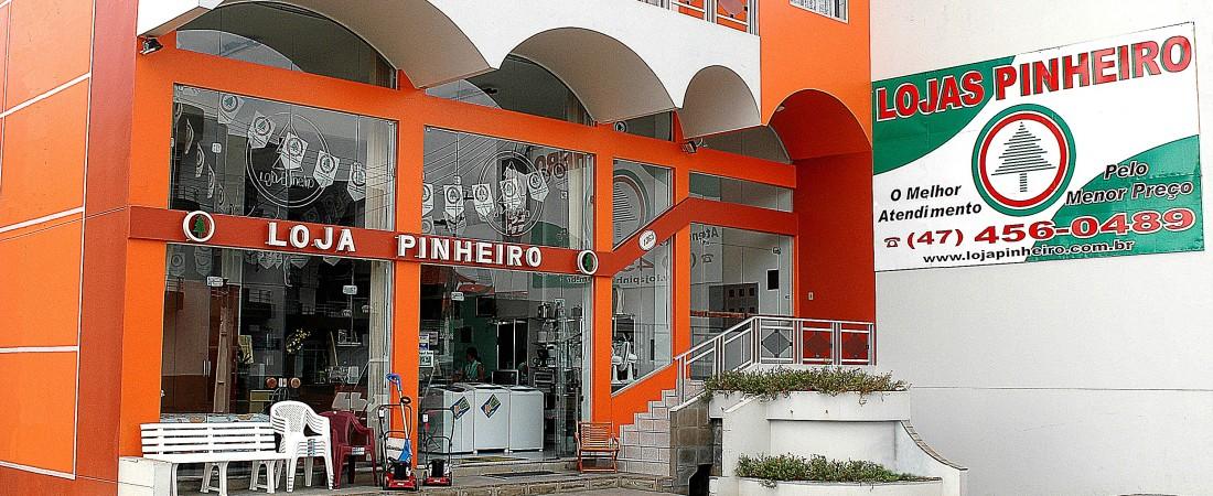 Bem vindo a Lojas Pinheiro